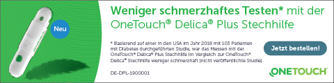 LifeScan One Touch Delica Plus